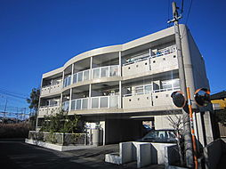 愛知県長久手市段の上の賃貸マンションの外観