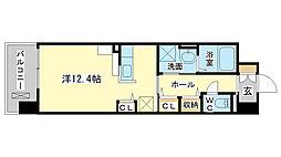 ポーシェガーデン3[7階]の間取り