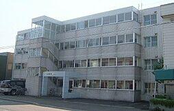 北海道札幌市東区北二十八条東14丁目の賃貸マンションの外観