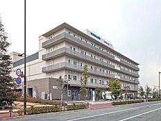 武蔵村山病院 1400m