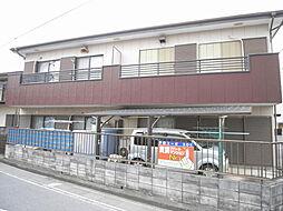 伊藤コーポ[201号室]の外観