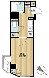 菱和パレス三軒茶屋壱番館[4階]の間取り
