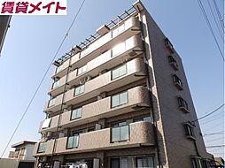 三重県四日市市松本3丁目の賃貸マンションの外観