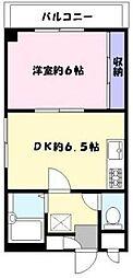 セントレージ[3階]の間取り