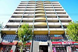 大阪府大阪市阿倍野区阪南町2丁目の賃貸マンションの外観