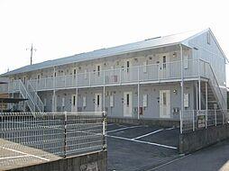 フラワーキャッスル A棟[105号室号室]の外観