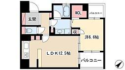 鶴舞駅 12.5万円
