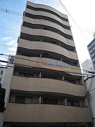 ピュアコート天神橋[3階]の外観