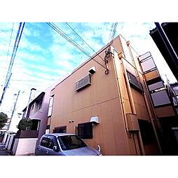 兵庫県神戸市中央区野崎通3丁目の賃貸アパートの外観