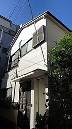 東京都江東区南砂4丁目の賃貸アパートの外観