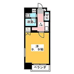 Plan Baim[2階]の間取り