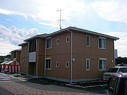 シャーメゾン山王田 A棟[202号室]の外観
