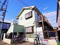 コーポキムラ[2階]の外観