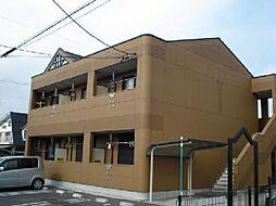 愛知県一宮市富塚字郷中の賃貸アパートの外観