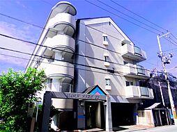 大阪府大阪市城東区東中浜4丁目の賃貸マンションの外観