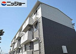 ベルフラワー[2階]の外観