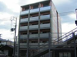 グランプラスシャトー[4階]の外観