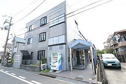 荻野MGレヂデンス2[2階]の外観