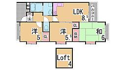 西代駅 8.5万円