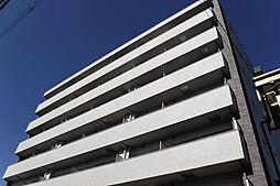 プレジオ西中島パークサイド[6階]の外観