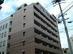 ロンサール竹淵[3階]の外観