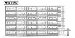 千葉県柏市大室1丁目の賃貸マンションの外観