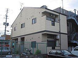 ポラリス笹丘[1階]の外観