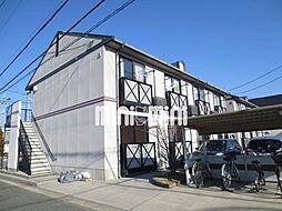 コアロード佐藤 A[1階]の外観