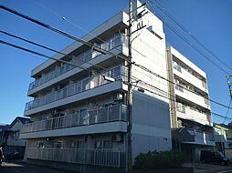 大阪府河内長野市汐の宮町の賃貸マンションの外観