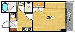 グリーンハイツ豊川II[3階]の間取り