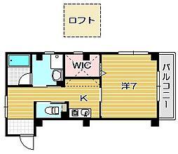 TSオルト[2階]の間取り