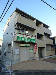 阪神本線 青木駅 徒歩3分の賃貸アパート