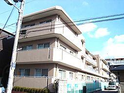 大阪府大阪市平野区瓜破4丁目の賃貸マンションの外観