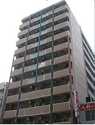 ユーカ心斎橋東(旧:SWISS心斎橋東)[0201号室]の外観