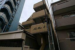 ニューポートビルII[2階]の外観