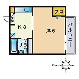 藤崎駅 2.3万円