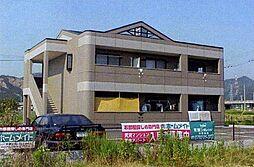 兵庫県姫路市別所町佐土3丁目の賃貸アパートの外観