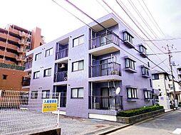 埼玉県所沢市東所沢和田2丁目の賃貸マンションの外観