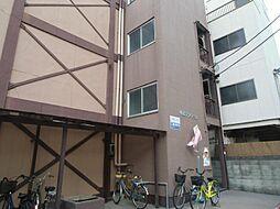中農マンション[105号室]の外観