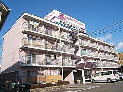京都府城陽市寺田垣内後の賃貸マンションの外観