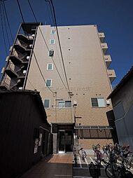 大阪府大阪市生野区勝山北2丁目の賃貸マンションの外観