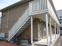 JR久大本線 久留米大学前駅 徒歩11分の賃貸アパート