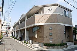 [タウンハウス] 大阪府東大阪市長堂2丁目 の賃貸【/】の外観