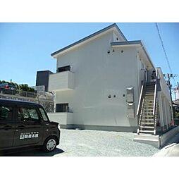 バス 遠鉄バス鹿谷町下車 徒歩3分の賃貸アパート