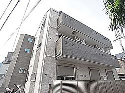 アクロス神戸灘アパートメント[303号室]の外観