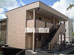 セゾン永田[1階]の外観