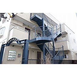 東京都西東京市中町4丁目の賃貸マンションの外観
