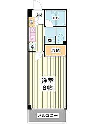 レクス471[4階]の間取り