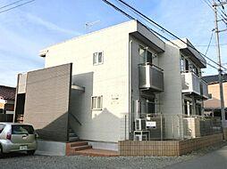 フラット蓮田[2階]の外観