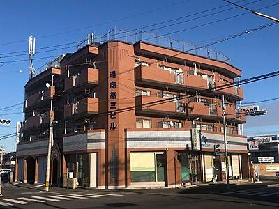 外観,2K,面積40.05m2,賃料4.0万円,JR常磐線 常陸多賀駅 徒歩7分,,茨城県日立市東多賀町